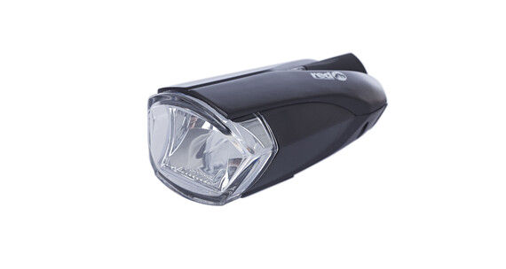 Red Cycling Products Power Pro Front LED Forlygte sort